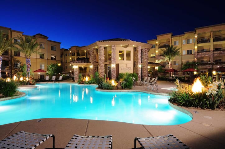 Welcome to your holidays destination, Resort style - Phoenix - Appartement en résidence