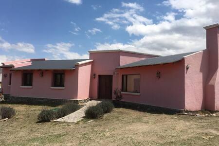Casa en Tafí del Valle. Las Tacanas.