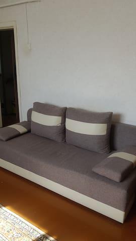 Amalienau apartment
