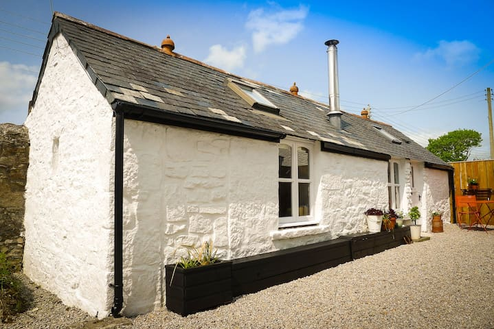 Bright and cosy cottage in heart of village