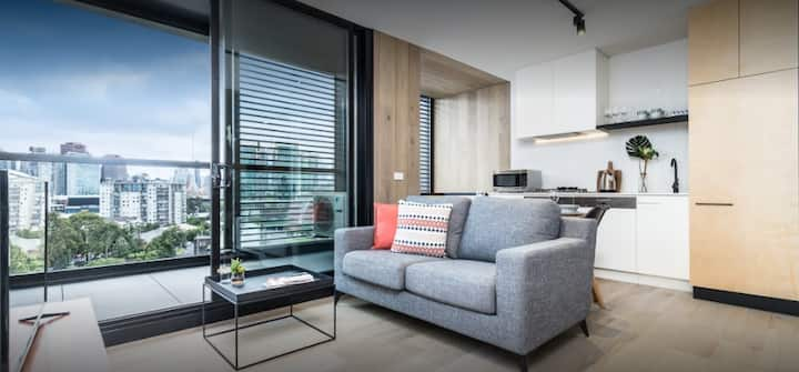Modern Clean Private 1 BDR apartment in Southbank