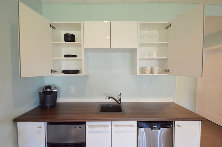 Cabinetry.