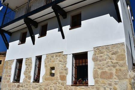 Apartamentos rural en Población de Valdivielso