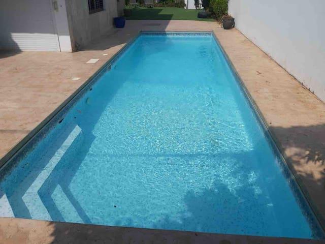 """Luxury Villa with Pool  near Herzliya beach"""