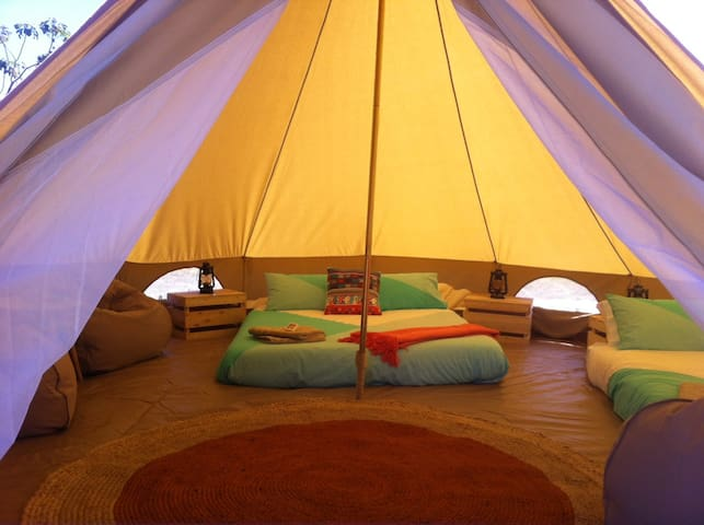 Unique Luxury camping Tent 1 - Augusta - Namiot