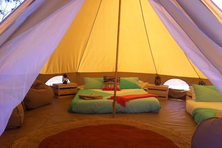 Unique Luxury camping Tent 1