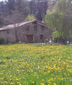 Casa en entorno natural y tranquilo - Eldua - Huis