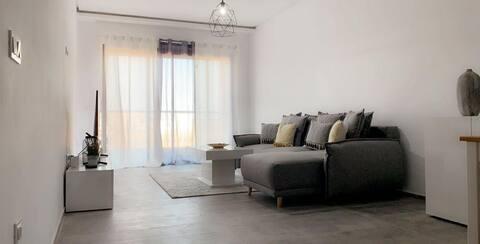 Appartement Haut Standing avec piscine, Gueliz.