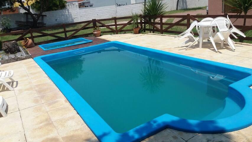 depto 4 pers(piscina cerrada de marzo a nov)