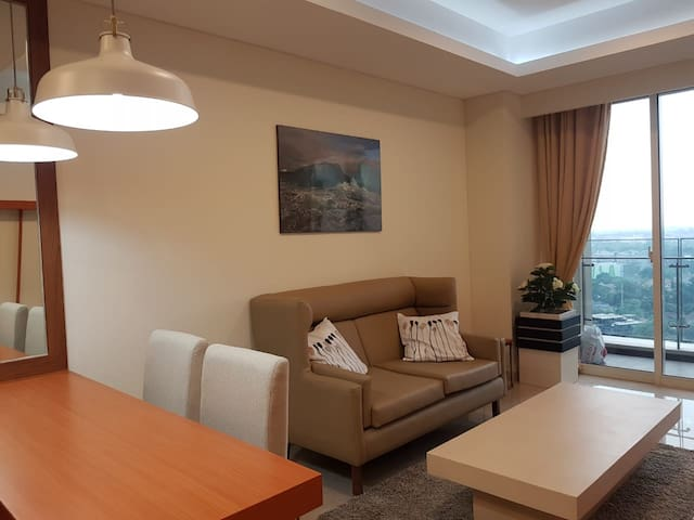 Pondok Indah Residence BEST 2BR Studio Apartment