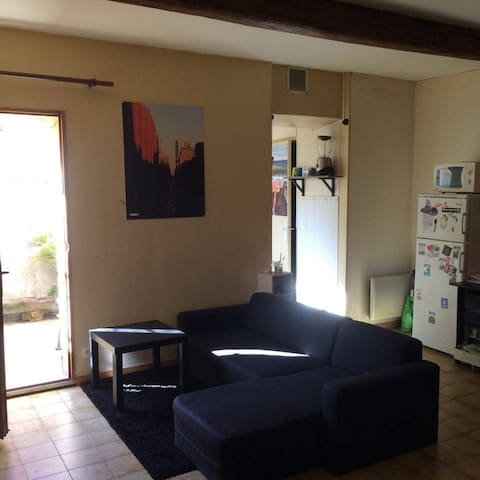 Cozy apartment in the city center - Montpellier - Byt