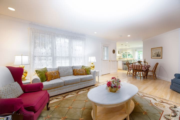Walk to Beach and Main Street- 2-Bedroom Deluxe Cottage at Captain Gosnold Village (11ABC)