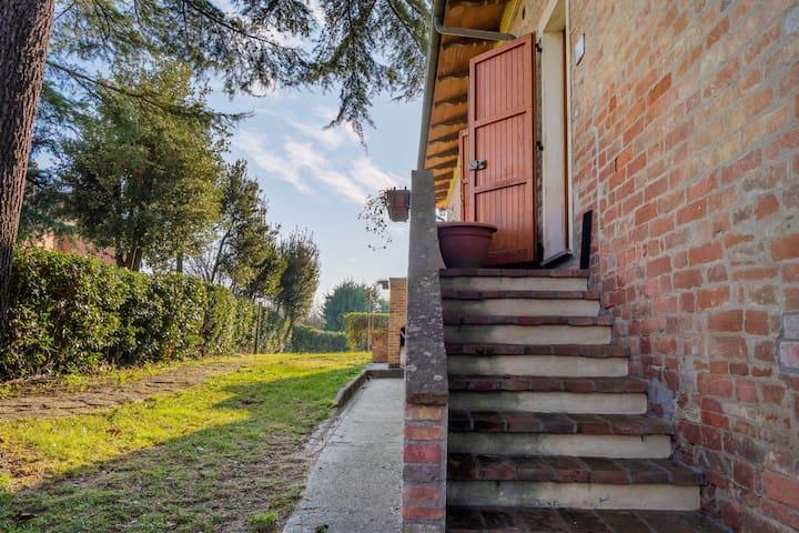 Casa de vacaciones en Castiglione del Lago con piscina