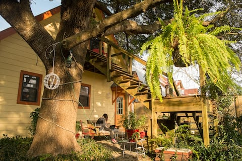 Bon Temps Tree Room