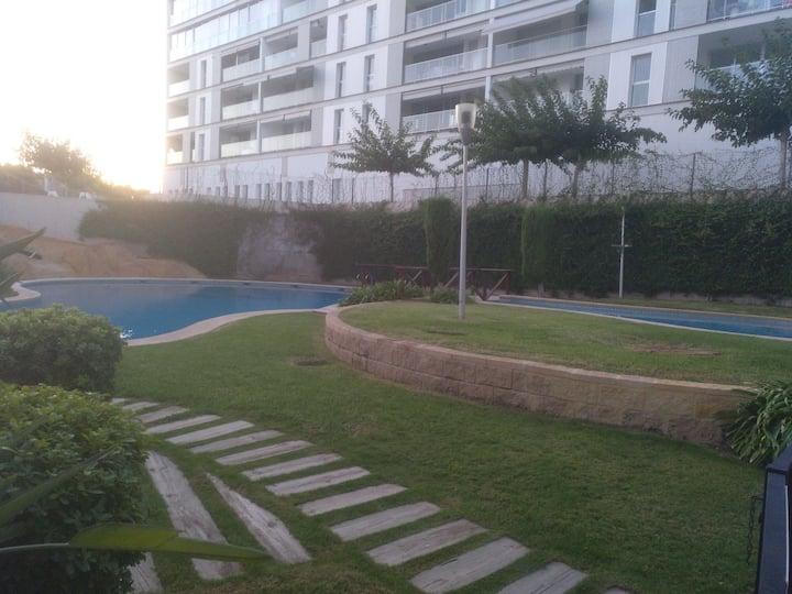 Les puntes del moro: apartamento junto al mar