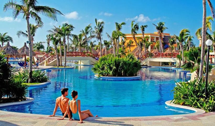 Riviera Maya Condo Sian Kaan Bahia Principe