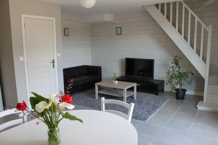 Maison de vacances - proche St Malo - Plouër-sur-Rance - Rumah