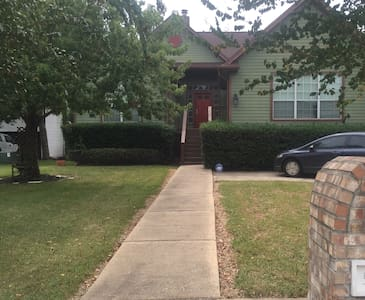 Creekside home: Easy access to Houston/Galveston - Friendswood - Ház
