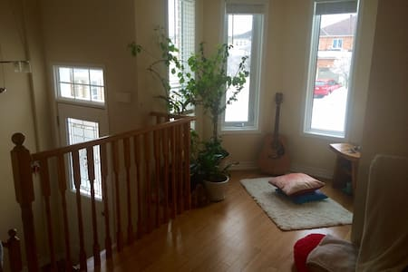 Private house, 1 Bdrm, 2 Bath, 2 Living rooms - Barrie - 獨棟