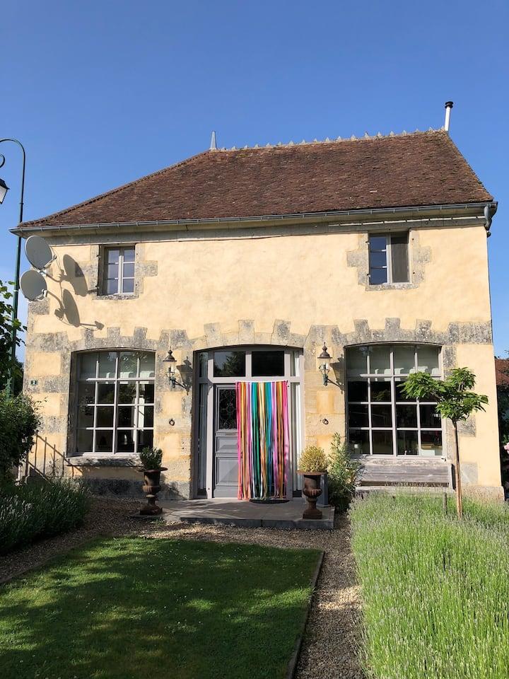 La Forge, gerenoveerd huis van de smid!