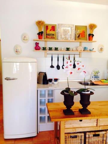 Precioso apartamento cerca del mar con piscina - Cala Figuera - Appartement en résidence