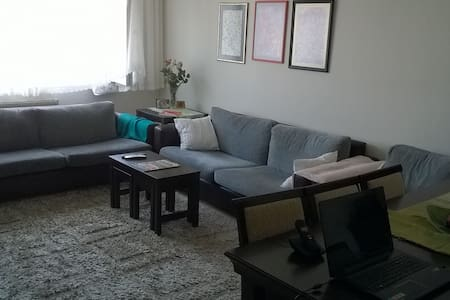 Central, comfortable, big flat -Long term rental - Appartement