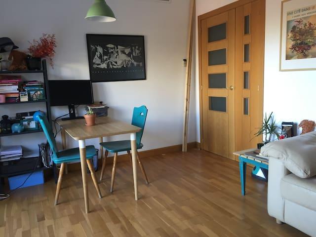 Room (private bathroom), Benimaclet - València - อพาร์ทเมนท์