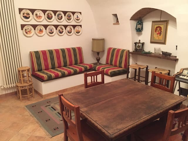 Appartamento con Taverna - Manciano - House