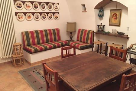 Appartamento con Taverna