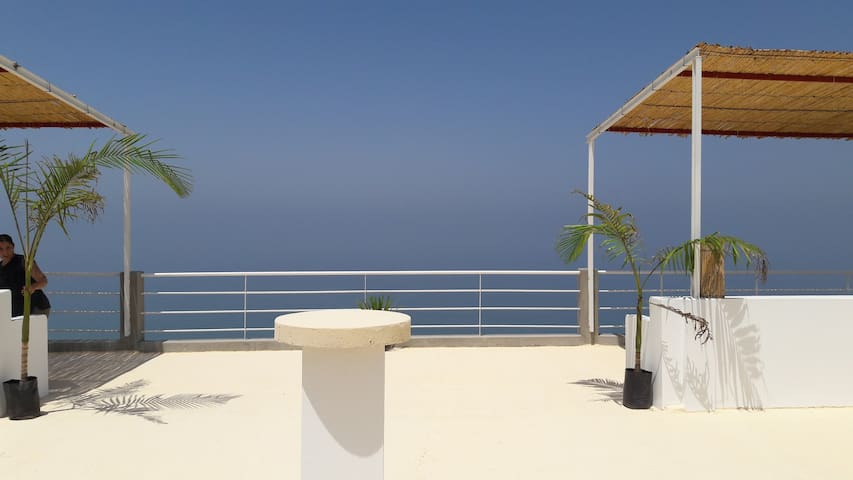Le Tindafel 1 Rmilat Paradise beach
