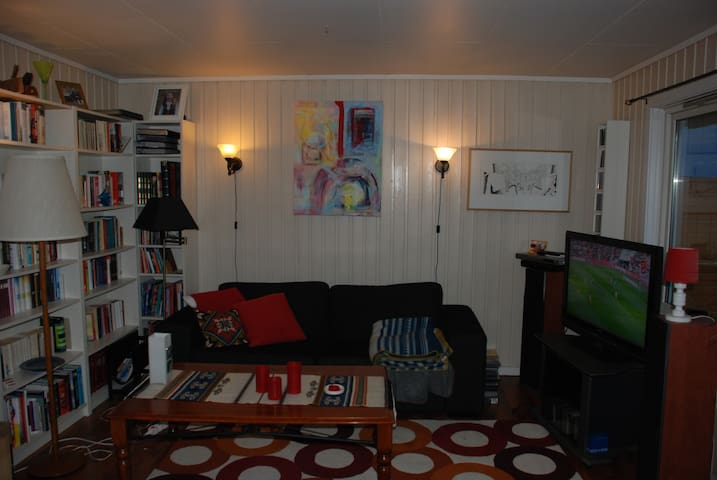 Townhouse condo - rekkehus - Lillehammer - Apartment