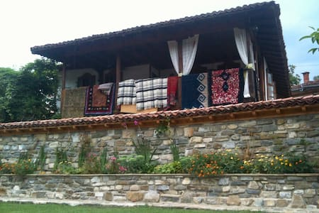 Private room in a traditional mountain village