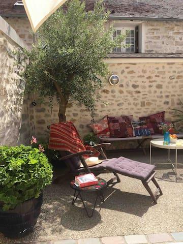 Ravissante maison à 50 minutes au sud de Paris!