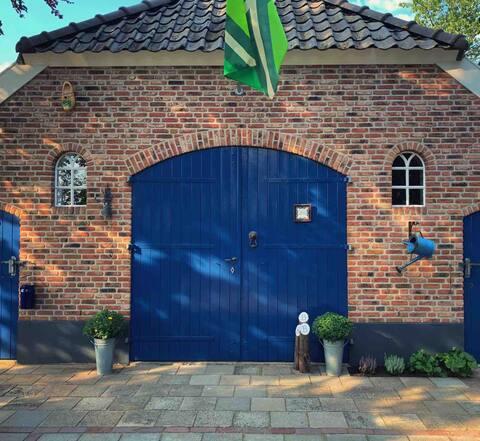 Ontspannen in de Achterhoek in B&B The Blue Barn