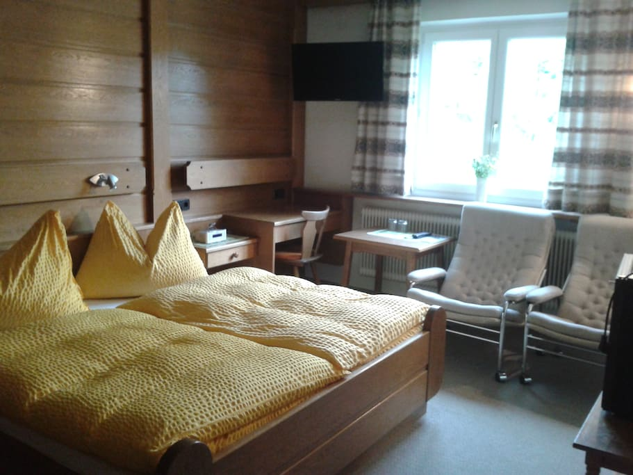 Beispiel Doppelzimmer