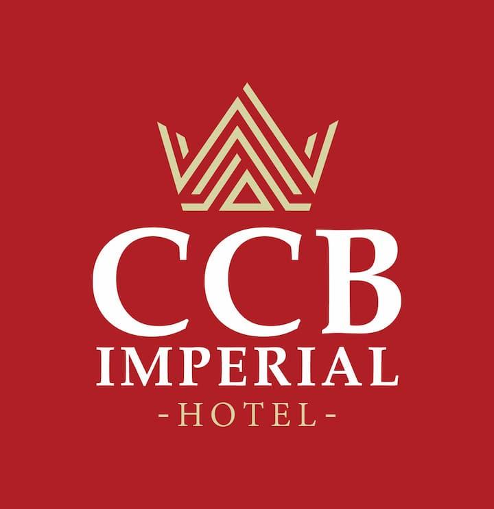 Quarto de Hotel - CCB Imperial Hotel / Middle Room