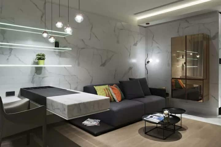 Macau cozy modern studio room