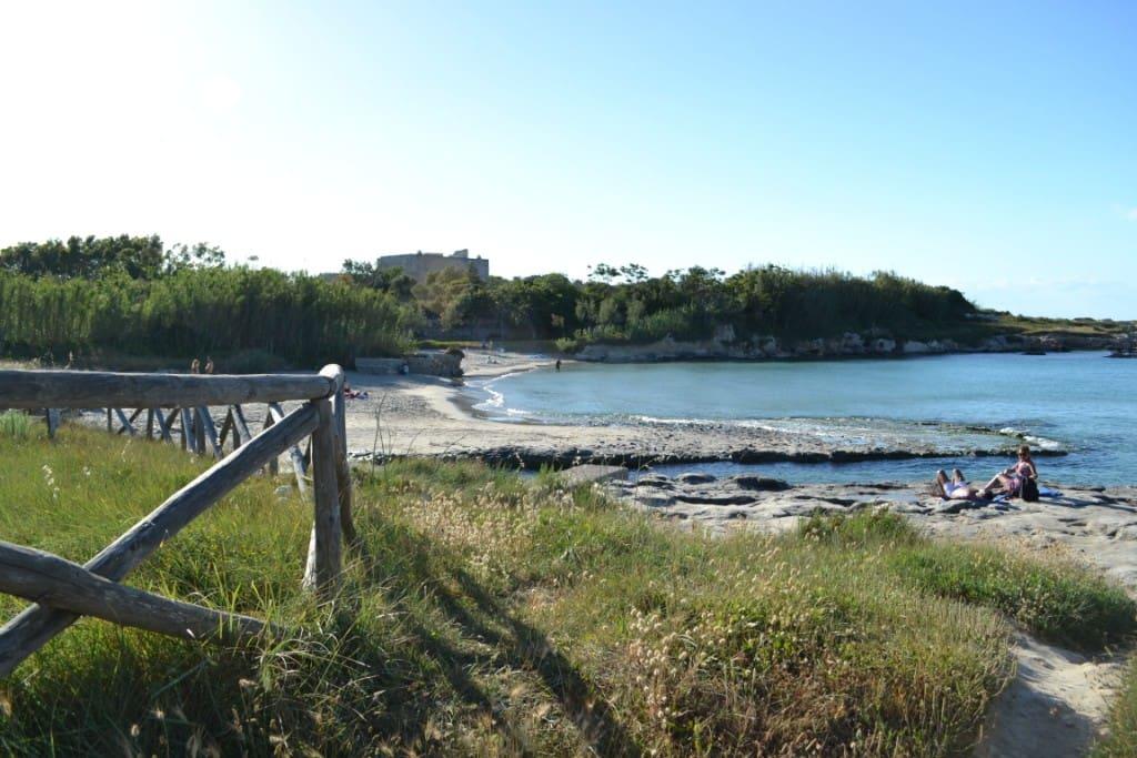 Spiaggia a 100mt da casa