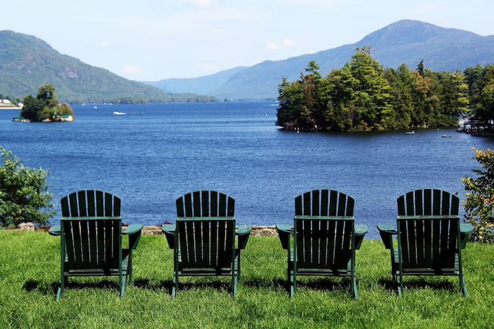 Lake George Resort with Breathtaking Views #2