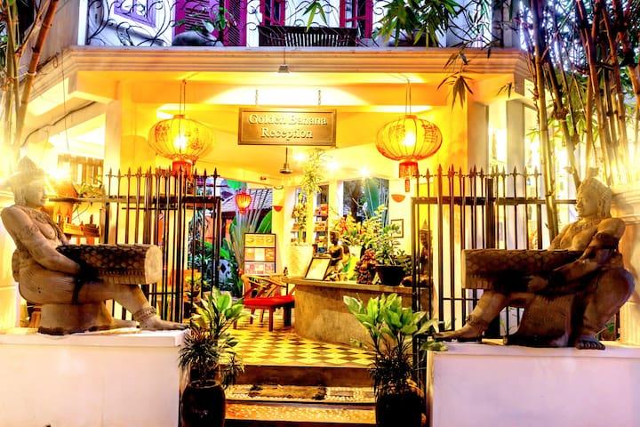 Private Villa Room Garden View - Free Transfer
