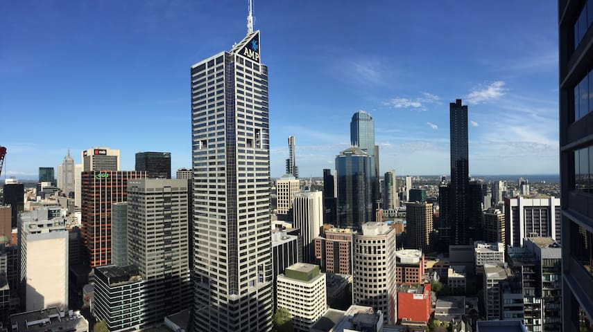Brand new apartment Melbourne CBD - Melbourne - Byt