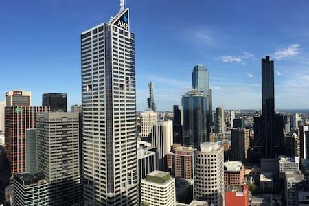 Brand new apartment Melbourne CBD - Melbourne - Wohnung