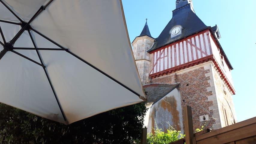 Petite maison au cœur de Saint Fargeau 4 personnes