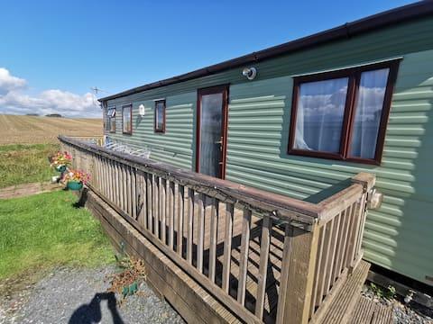 Todber Valley, Gisburn, E10  2 Bed Caravan.