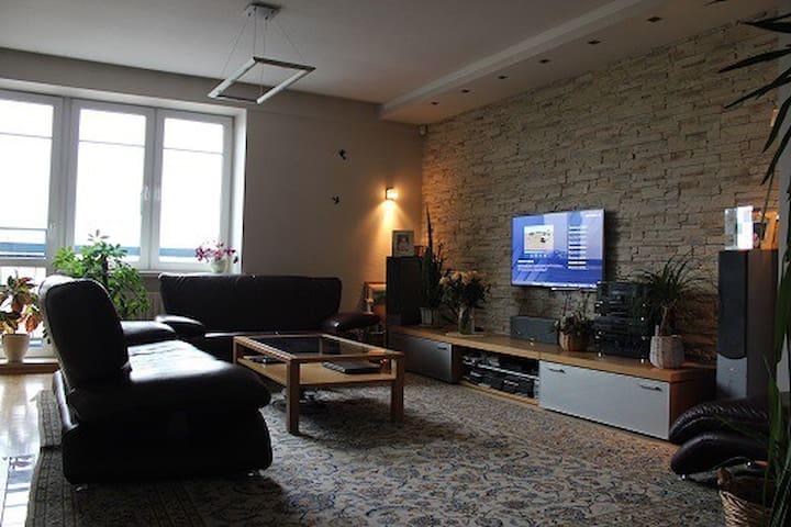 Уютная квартира в центре города - Минск - 公寓