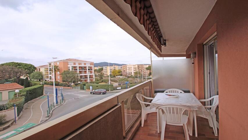 Appartement T2 - 4 personnes - Centre ville - Sainte Maxime