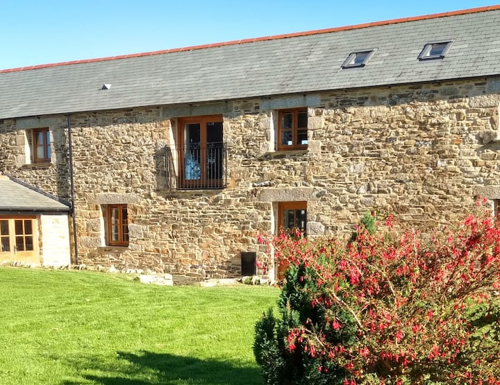 Granary Barn, North Cornwall
