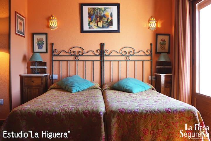 """Cozy Studio """"La Mesa  Segureña"""""""