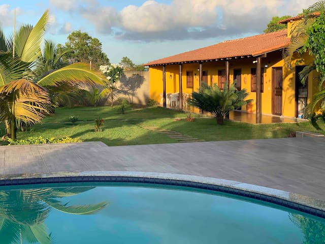 Casa de Praia _ Prado/BA