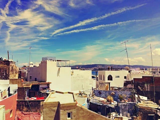 Tangier Kasbah Hostel - Private room